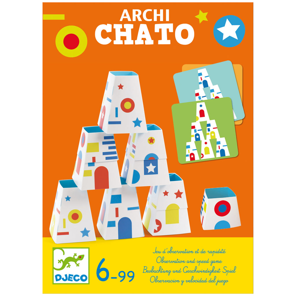 Archichato Game By Djeco