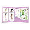 Image of Djeco Art- Paper Dolls - Dresses through the Seasons DJ09690