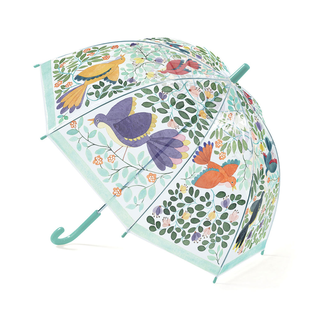 Flowers & Birds Umbrella by Djeco