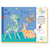 Image of Djeco Art- Colourful Parade Marbling Art Packaging Box DJ09686
