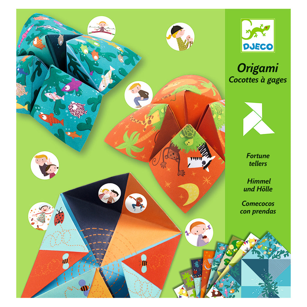 Origami Playground Game by Djeco