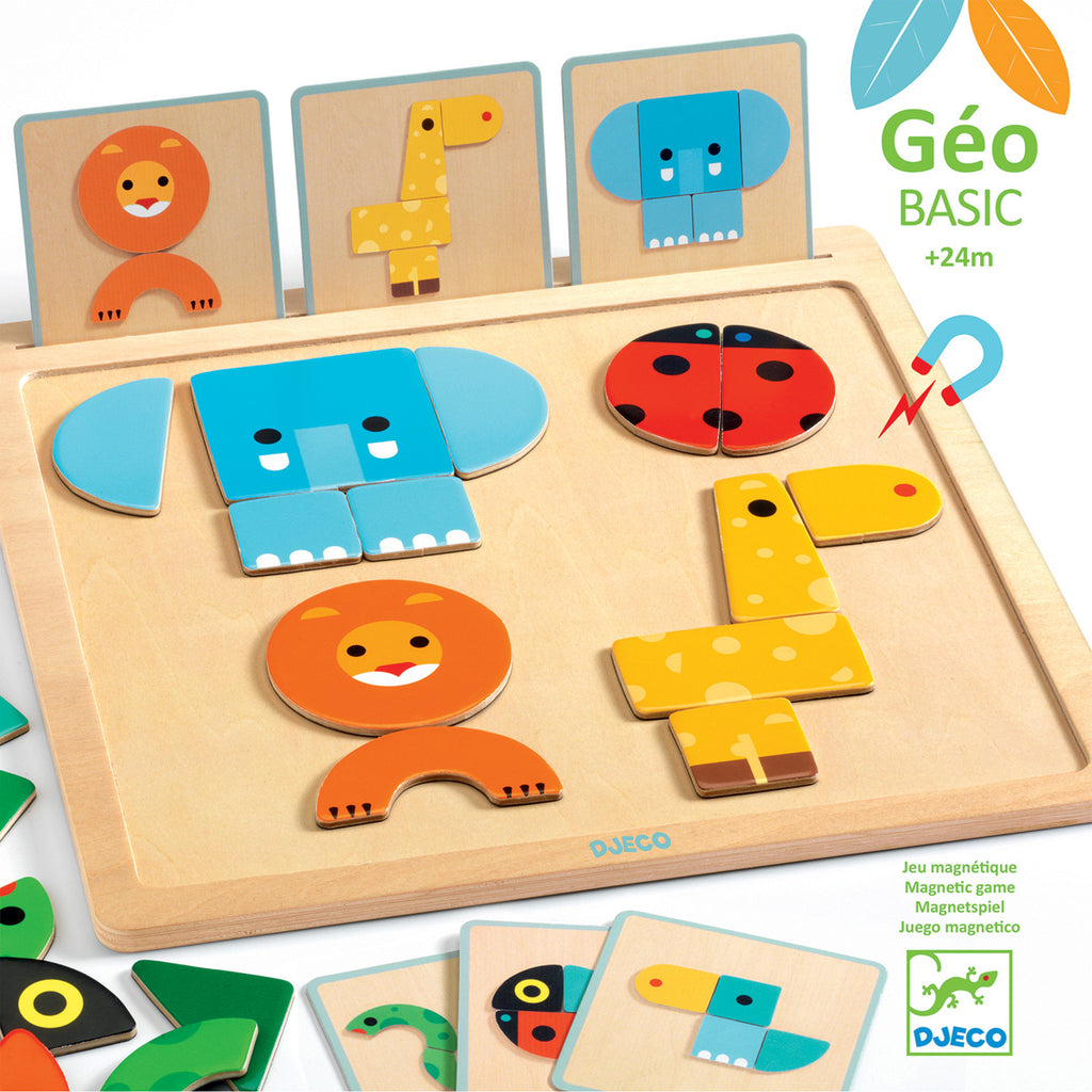 Djeco Early Years - GeoBasic