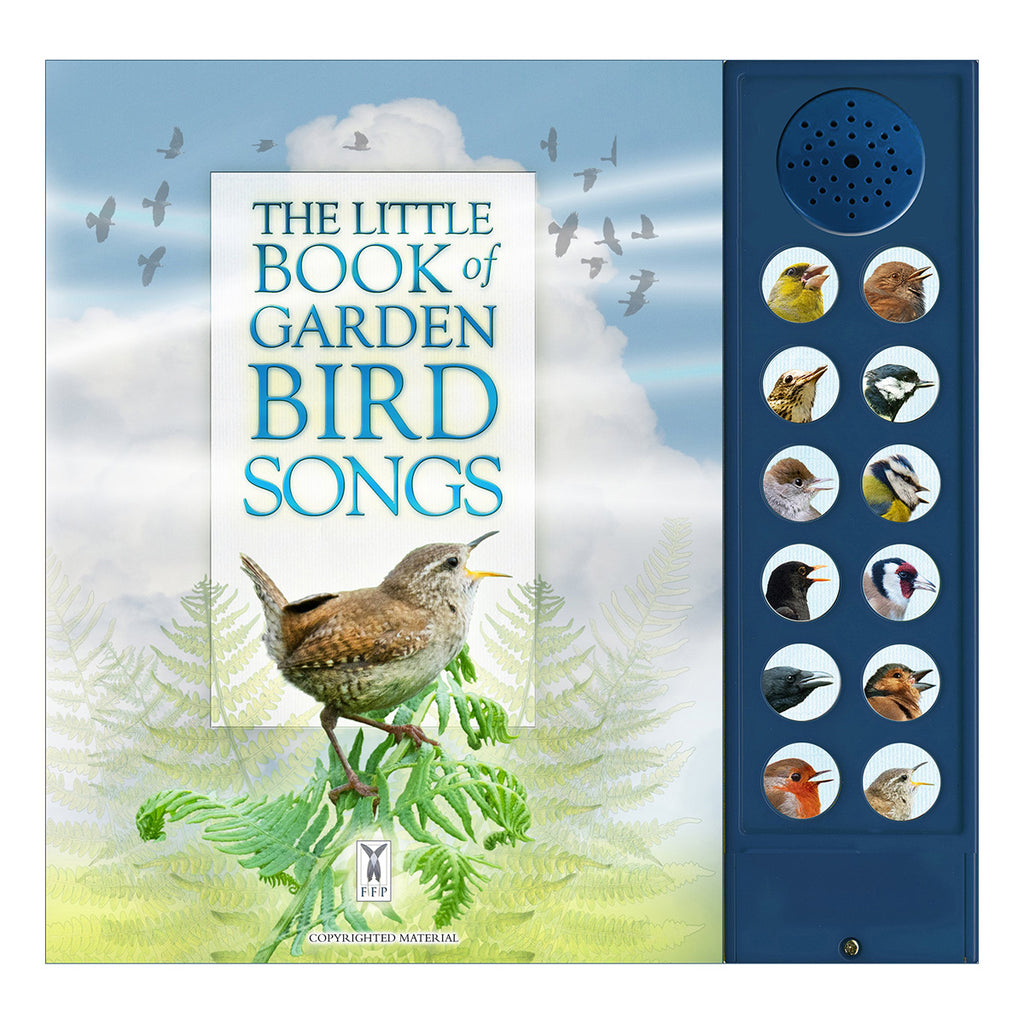 The Little Book Of Garden Bird Song
