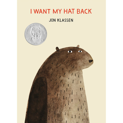 I Want My Hat Back Book Front Cover BOOK38539