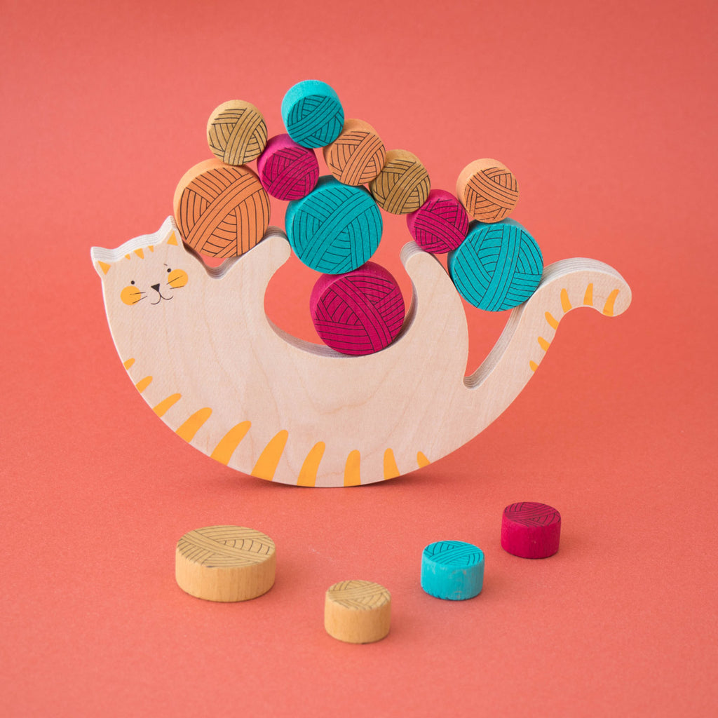 Meow Stacking Game by Londji
