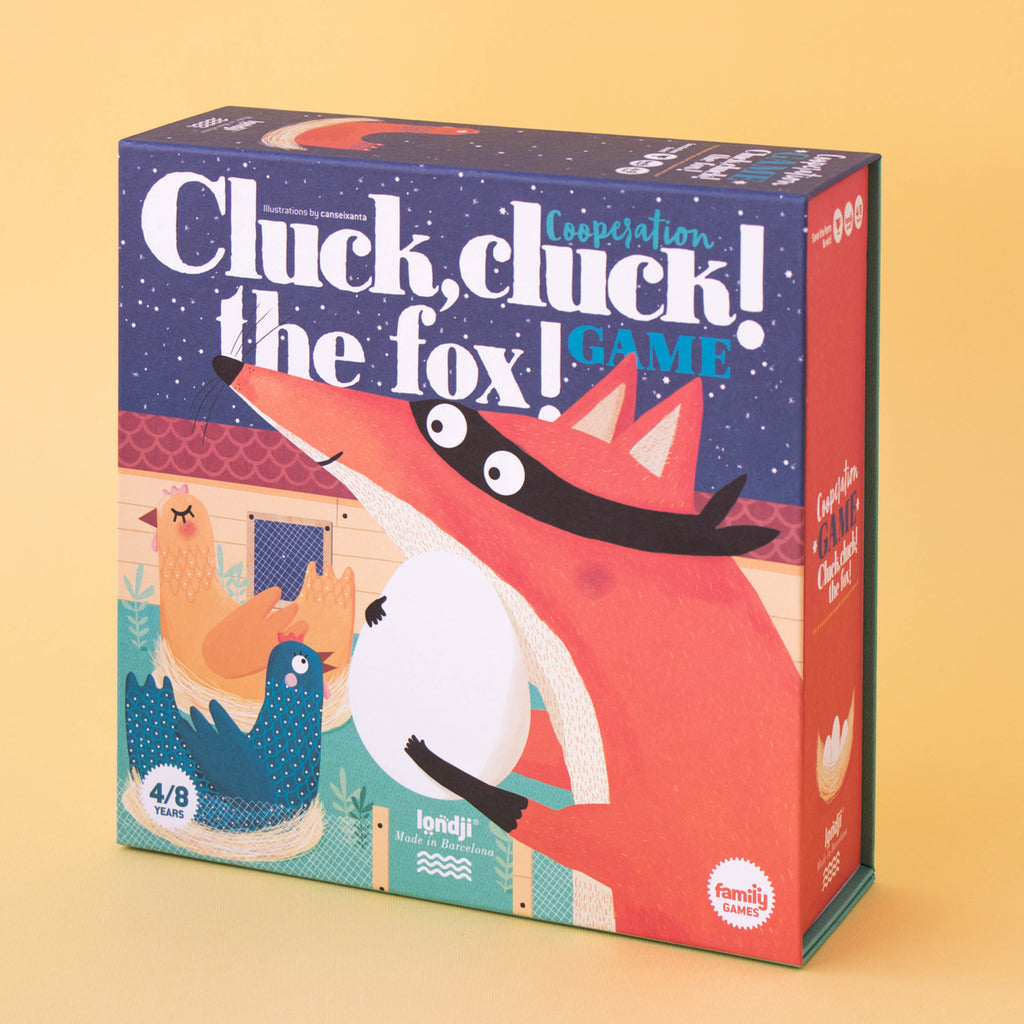 Cluck Cluck The Fox Game - Londji