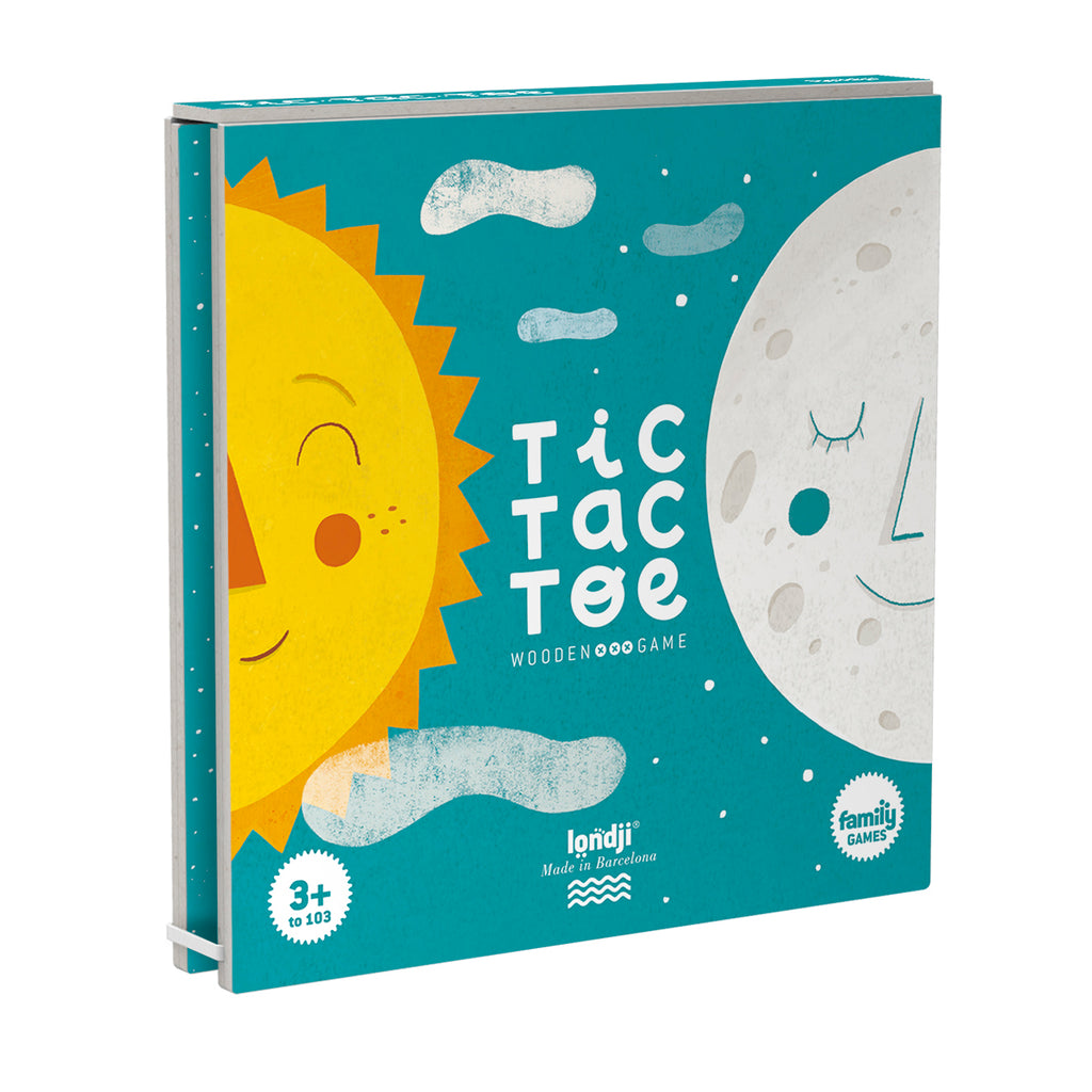 Sun & Moon Tic Tac Toe - by Londji