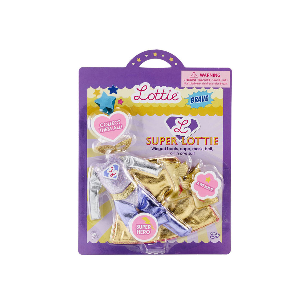 Super Lottie Kit  - Lottie Doll Accessories