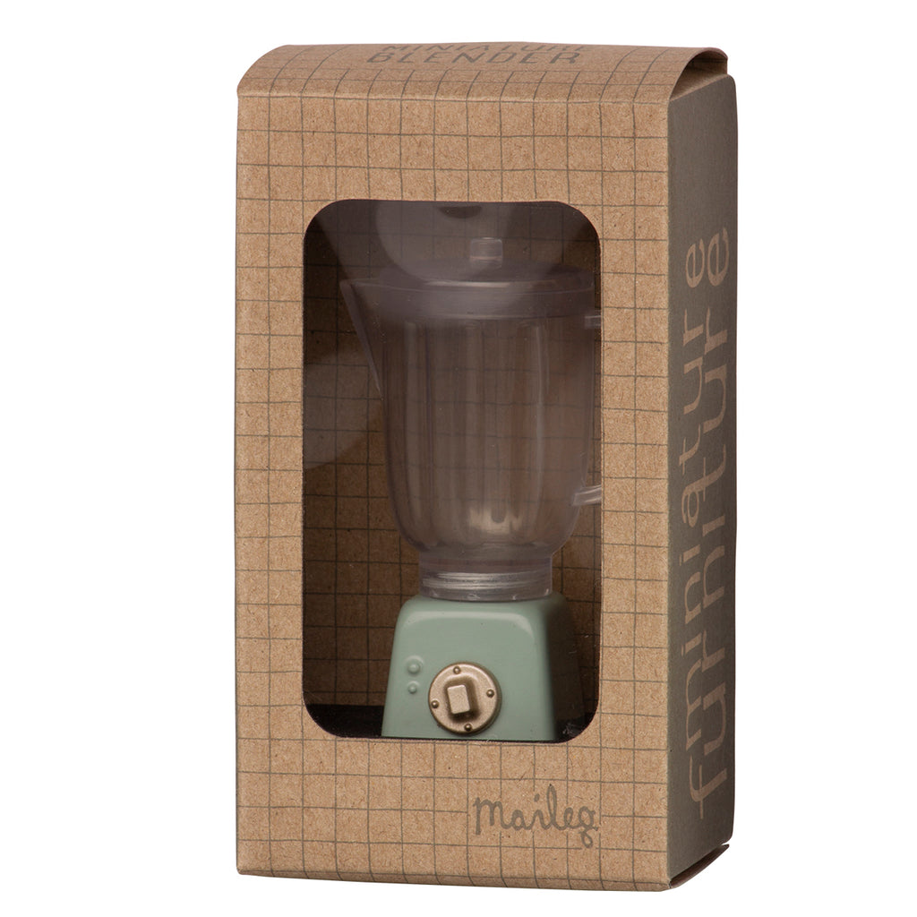 Maileg Miniature Blender Mint