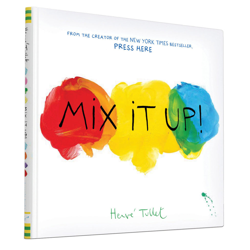 Mix It Up Book Front Cover BOOK40575