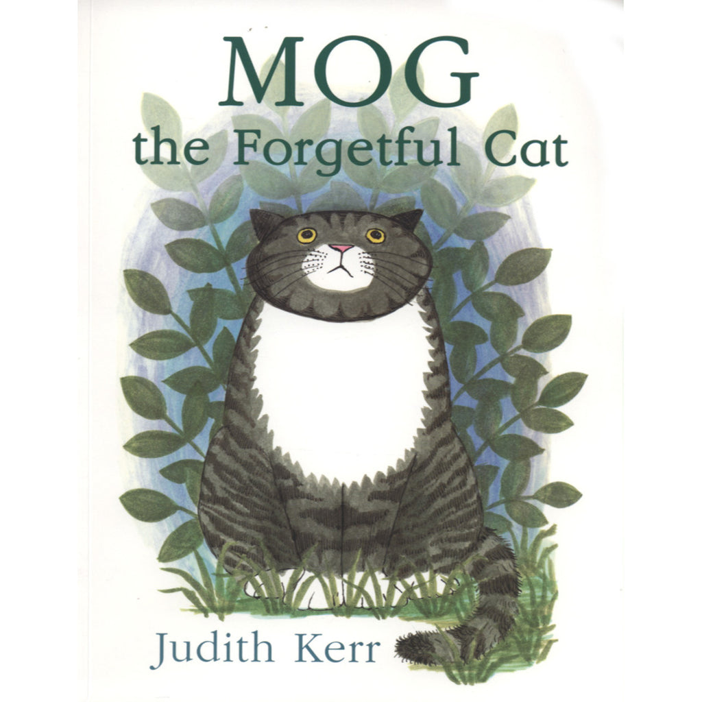 Mog The Forgetful Cat Book Front Cover BOOK28959