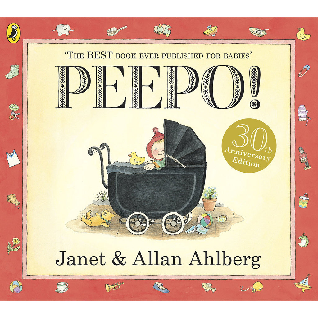 Peepo Book Front Cover BOOK37425