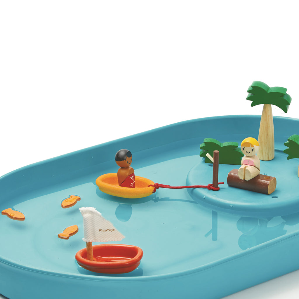 Plan Toys Water Way Play Set