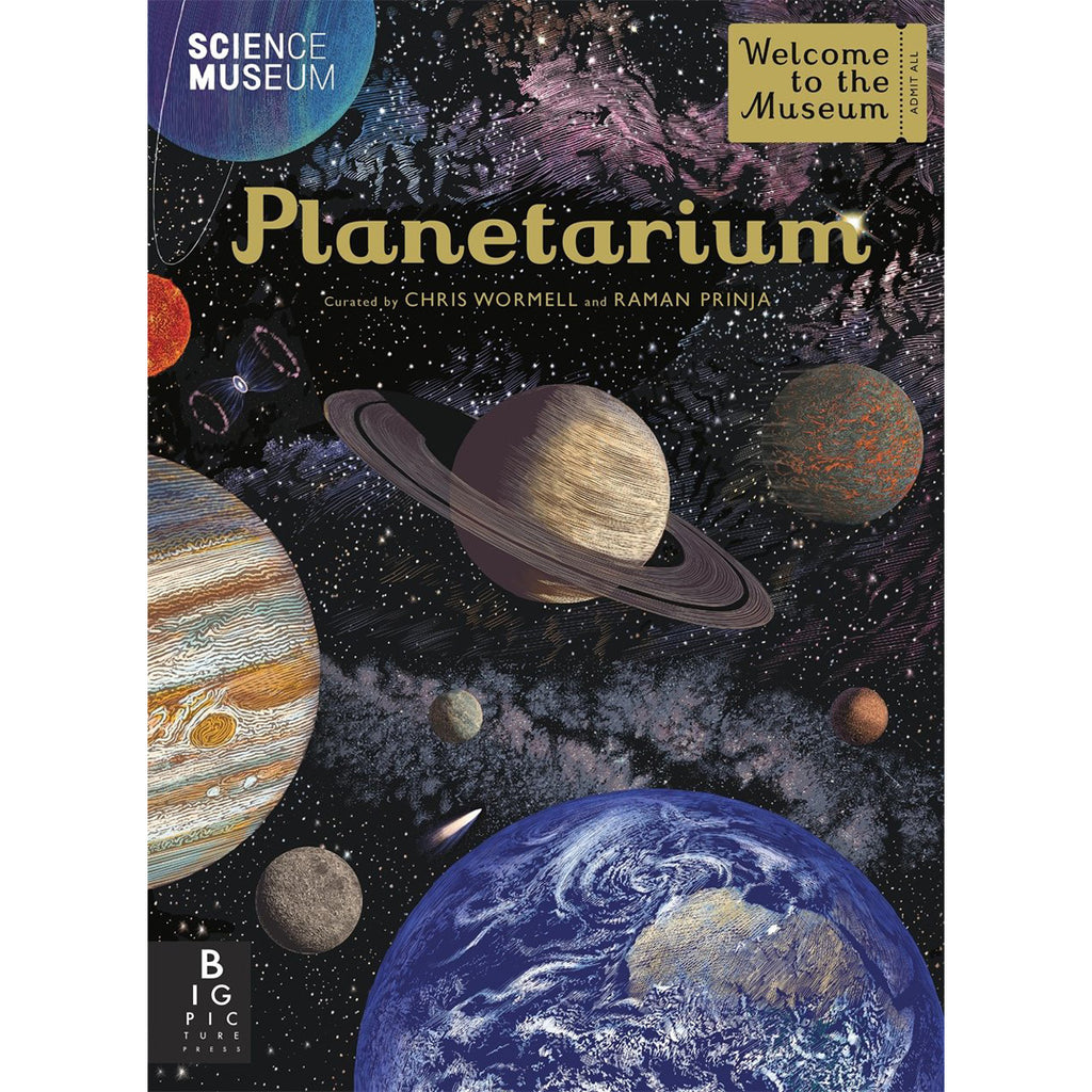 Welcome To The Museum - Planetarium