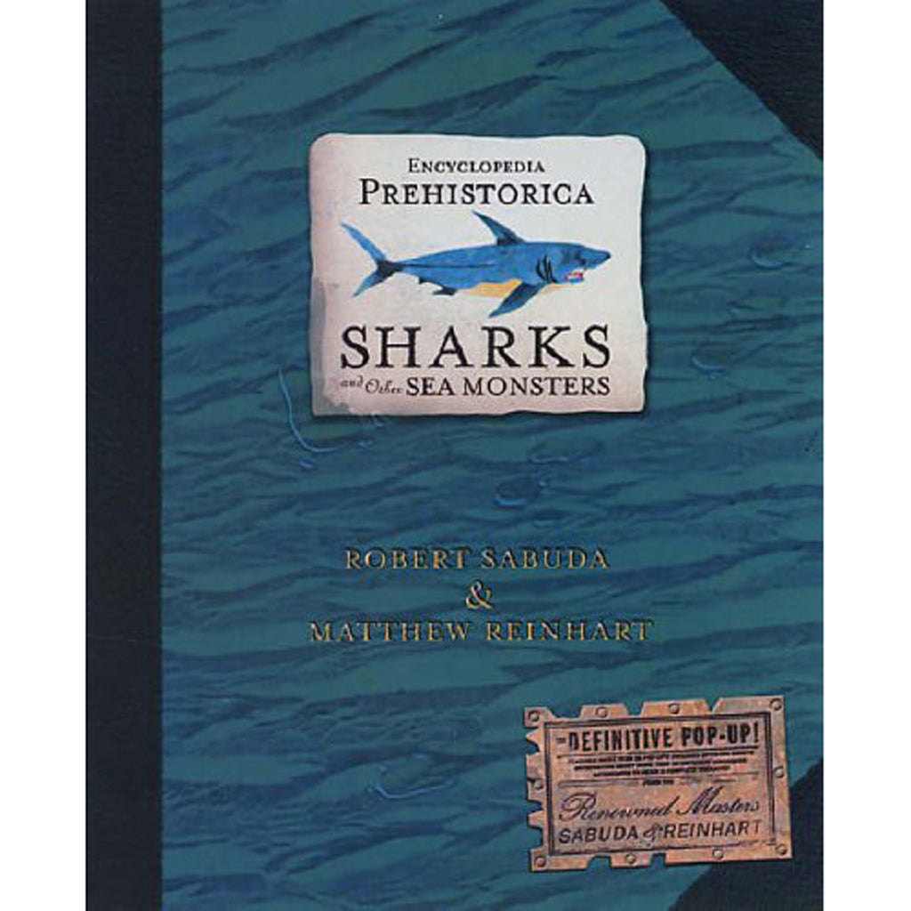 Encyclopedia Prehistorica - Sharks & other Sea Monsters