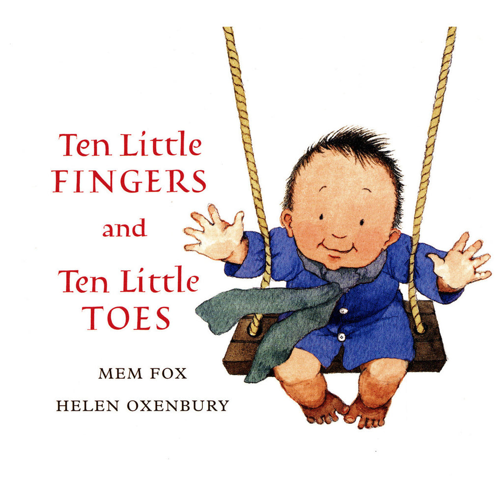 Ten Little Fingers and Ten Little Toes (Board) Book BOOK31264