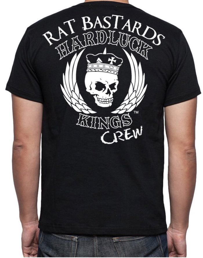 HLK SWAG: RAT BASTARD CREW (Limited Edition Tee)