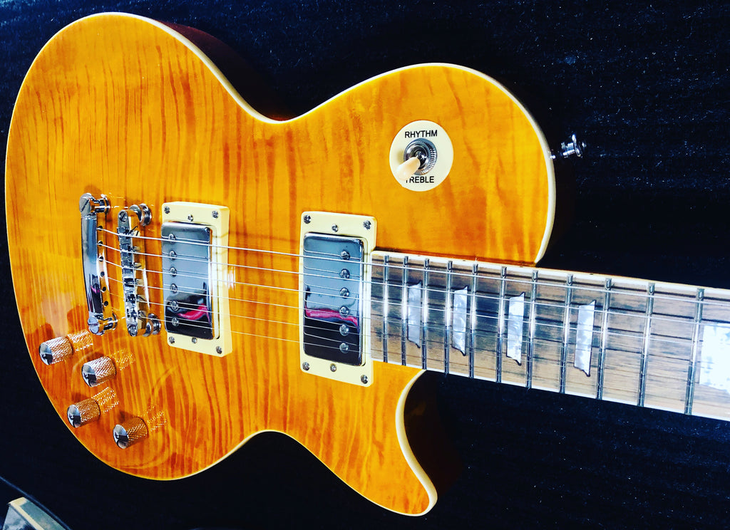 SHOWROOM! KUSTOM SERIES 14: BOSSMAN - FLAME MAPLE HAWAIIAN SUNSET 🔥