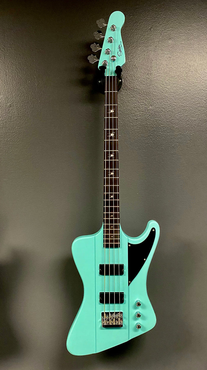 Clearance • Kustom Series 21: Spider Bass -  Wipeout