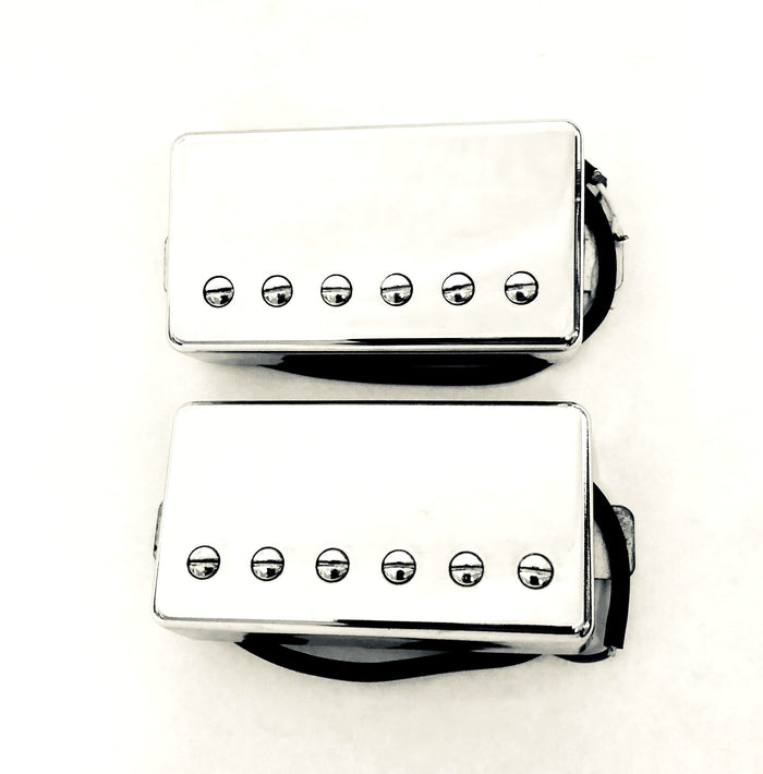 HLK PRO HUMBUCKER SET (NECK + BRIDGE) - CHROME