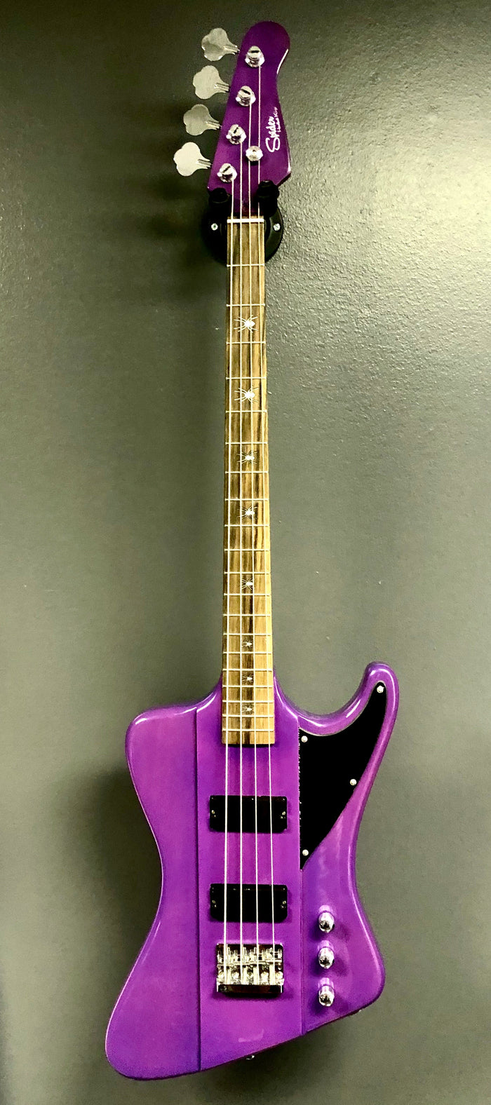 Kustom Series 18: Spider Bass - Midnight Rider