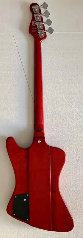 Kustom Series 17: Spider Bass - Big Red
