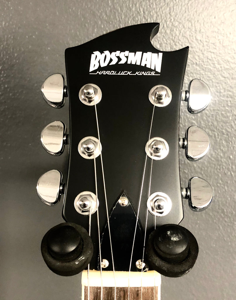Kustom Series 18: Bossman - Black Tooth Grin