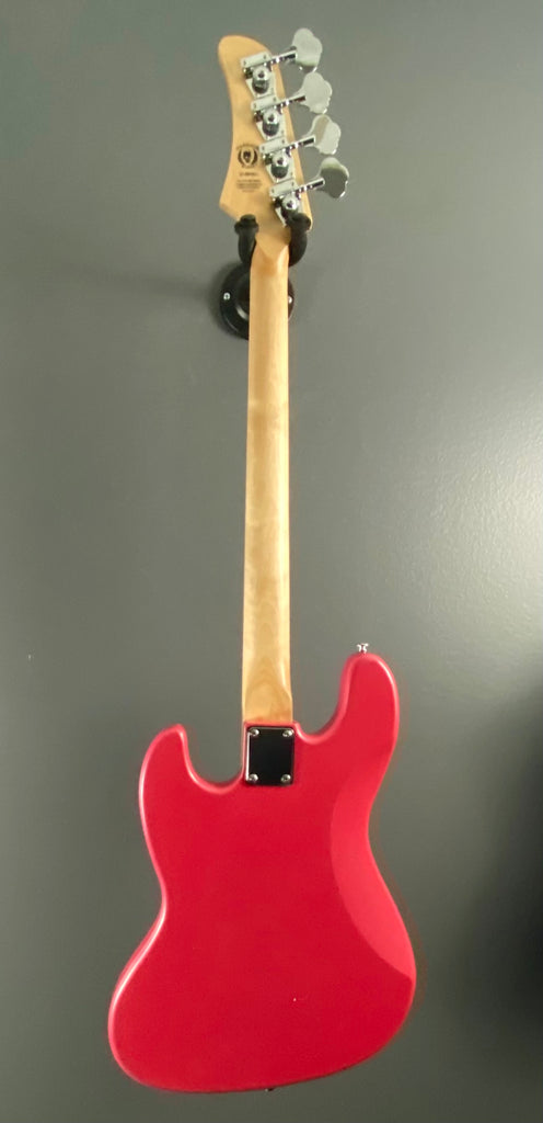 Kustom Series 23: 4 String Bombshell Bass - Flamingo