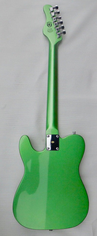 NEW! KUSTOM SERIES 14: SOUTHERN BELLE - CANDY APPLE METALLIC GREEN