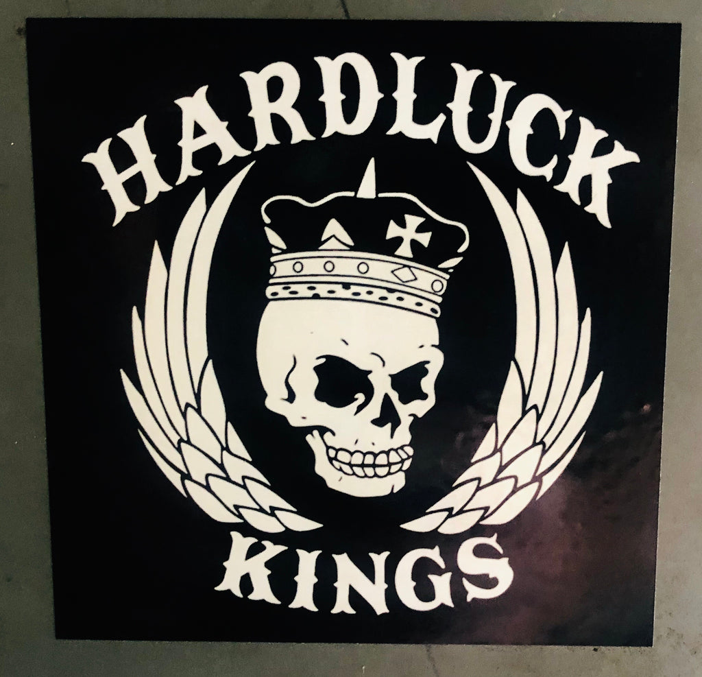 "HLK 3.5"" Vinyl Sticker (Pack Of 5)"