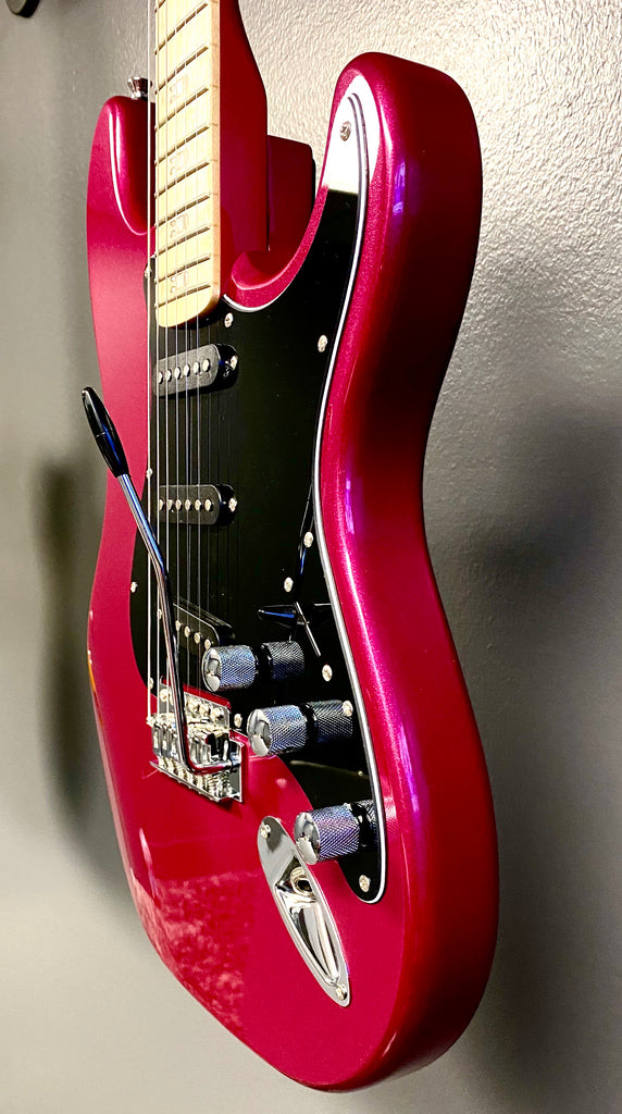Kustom Series 22: Bombshell - Cranberry Metallic