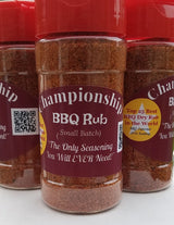 Competition Best BBQ Rub