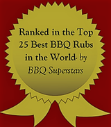 Best in World Dry Rub