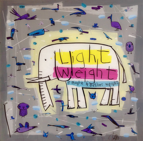 Light Weight - Feather Weight (FH)