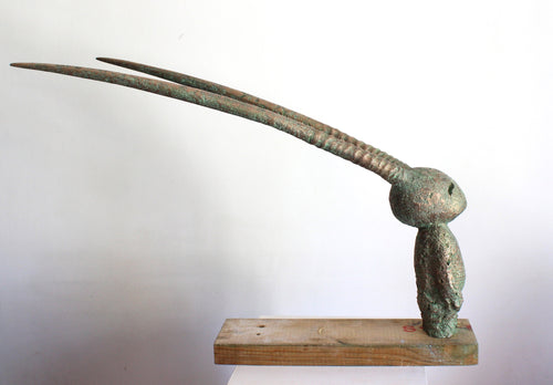 Art Gallery - Gemsbok - Bronze (FH)