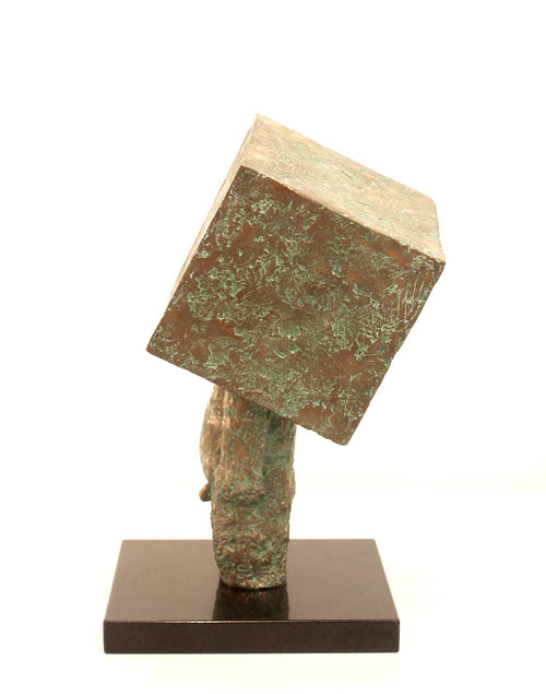 Art Gallery - Box Boy - Bronze (FH)