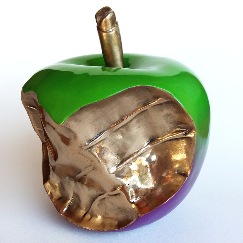 Art Gallery - Apple - Bronze (green) (FH)