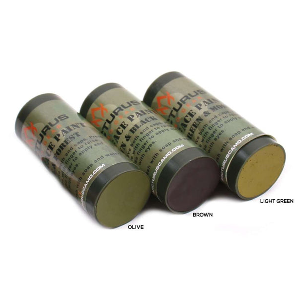 Camo Face Paint Sticks