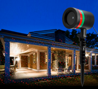 Outdoor Waterproof Projector Laser Light.