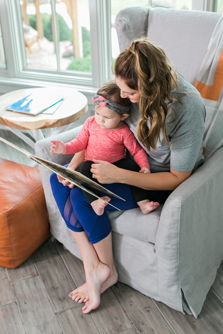 The Importance of Reading To Your Little One