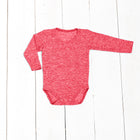Heather Long Sleeve Onesie