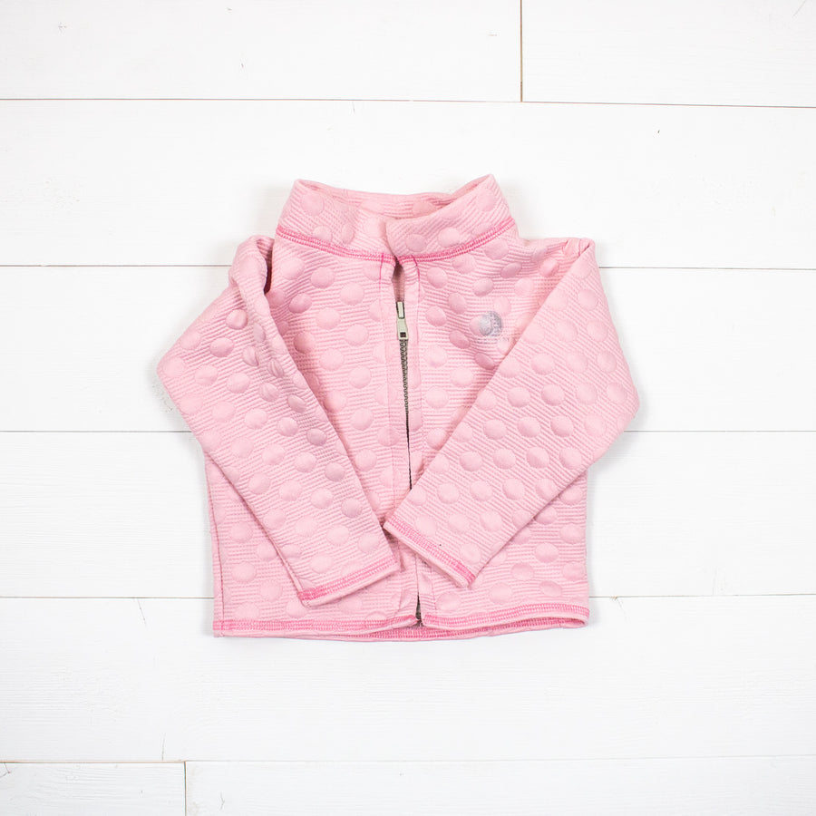 Poppy Jacket- Light Pink