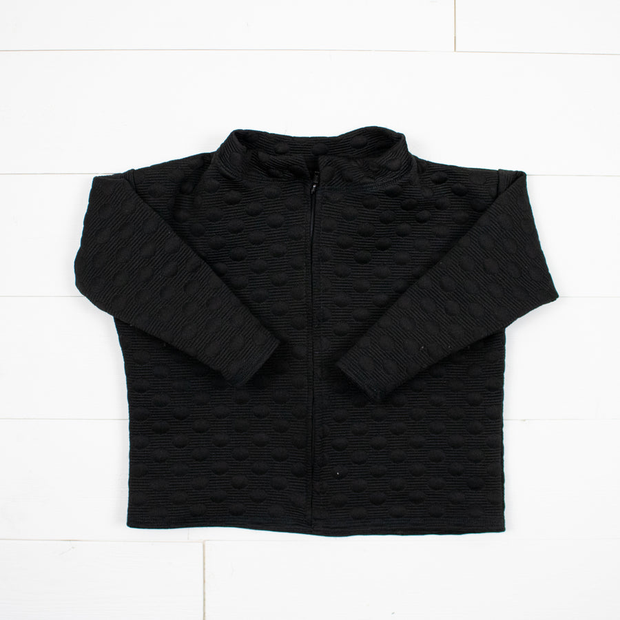 Poppy Jacket- Black