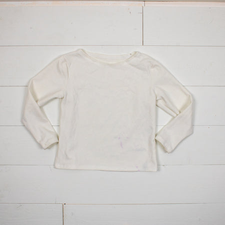 White Hot Long Sleeve Shirt