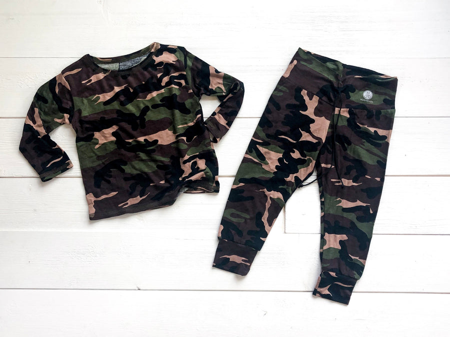 CAMO Outfit (Boy & Girl Options)