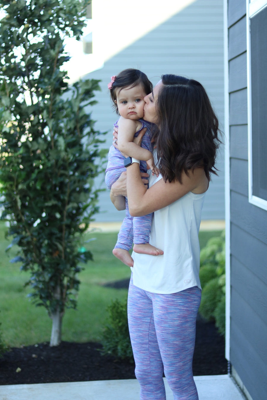 Maybe Strata Mommy and Me Leggings