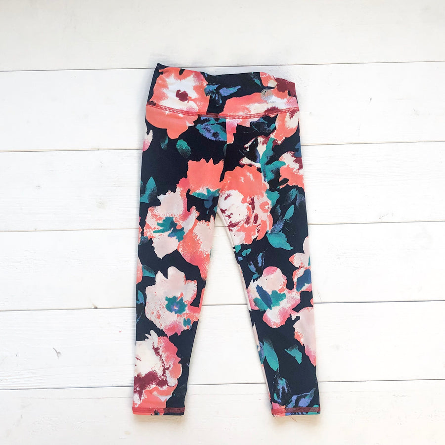 Autumn Floral legging