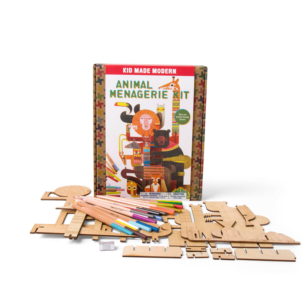 Animal Menagerie Kit