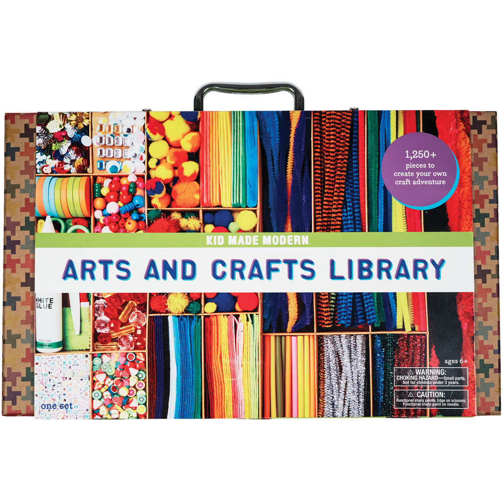 Arts and Crafts Library One of Oprah's Favorite Things 2018