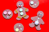 DIY Cardboard Holiday Cookies